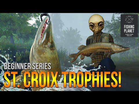 [Lvl.35] St. Croix hides TROPHY fish! (pt.2)   Fishing Planet  