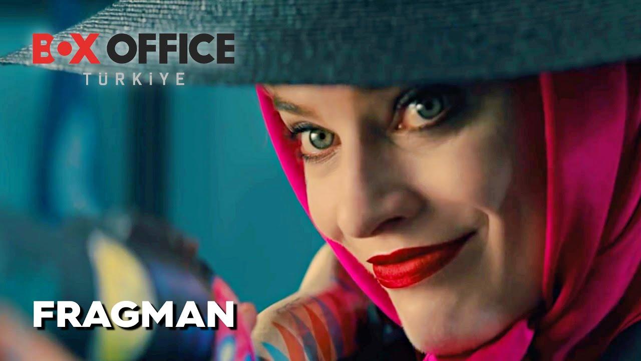Yırtıcı Kuşlar (Ve Muhteşem Harley Quinn): Altyazılı Fragman 2