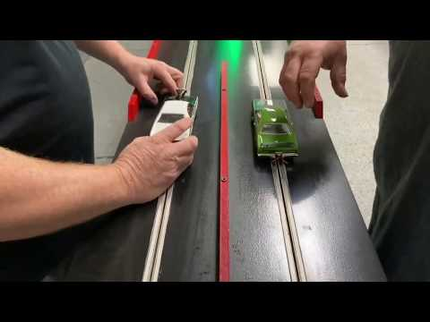 Drag Slot Car Racing! ( Pinks Style!)