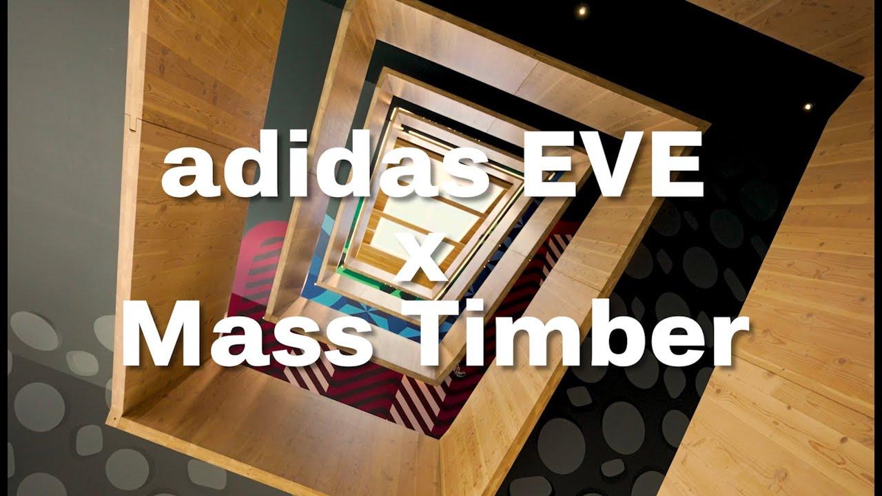 adidas Eve x Mass Timber