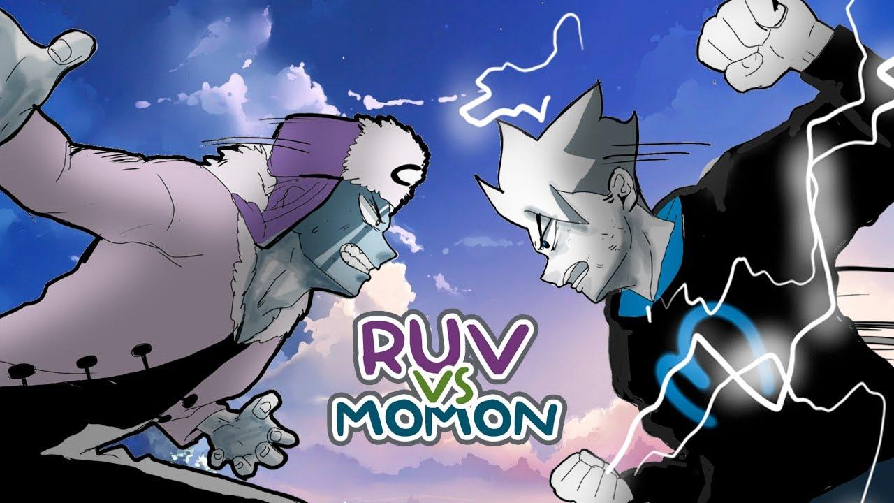 Friday Night Funkin' Anime Version RUV VS MOMON │ FNF ANIMATION