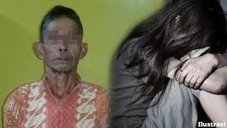 Pria Di Tangerang Perkosa Anak Tirinya Yang Masih Di Bawah Umur, Ayah Kandung Korban Lapor Polisi