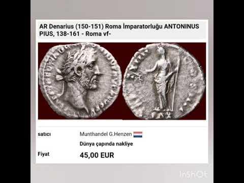 Antoninus Pius rare