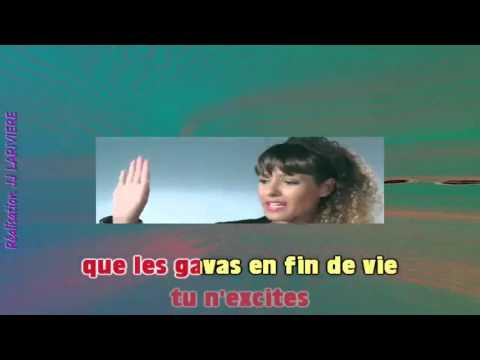 BLACK M   JE NE DIRAI RIEN I G C JJ Karaoké - Paroles