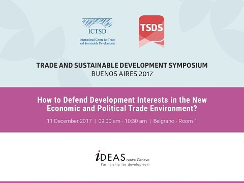 How to Defend Development Interests in the New Economic and Political Trade Environment?