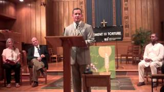 Healing a Culture of Torture - Rev. Mike Neuroth Panel Responder