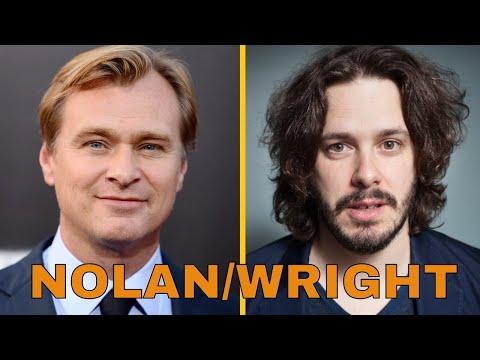 Christopher Nolan interviews Edgar Wright