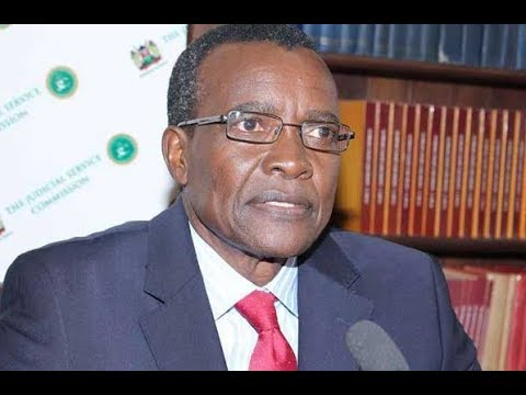 CJ David Maraga dismisses a letter alleging judges were instructed to participate in the swearing in