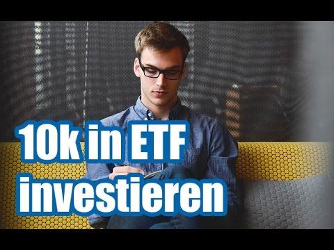 28-Jähriger Ingenieur hat 10.000 € für ETF zum Investieren