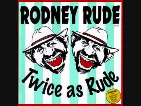Rodney Rude - Twice As Rude - Bonus Answering Machine Messages