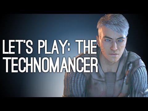 The Technomancer Gameplay Xbox One: Let