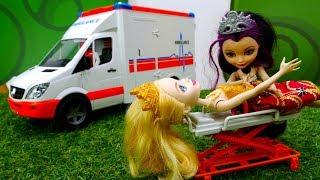 Эвер Афтер Хай ищут сокровища - Видео для девочек