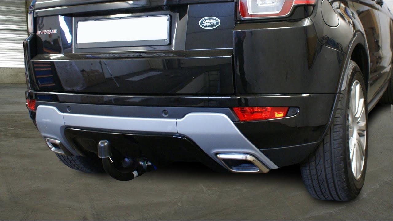 Discovery Land Rover >> Anhängerkupplung Range Rover Evoque abnehmbar 1139178 ...