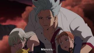 Nanatsu no Taizai Season 3 - Episode 15 - SUB INDO