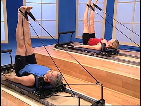 Video: Balanced Body Pilates IQ Reformer