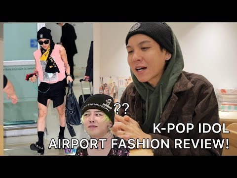 REVIEW AIRPORT FASHION
