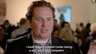 Voices on the Nobel Center – Caleb Harper thumbnail
