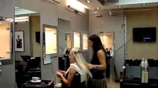 Гарячее наращивание волос в Донецке