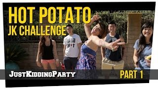Hot Potato Challenge - Part 1
