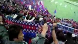 Tokyo FC cheers