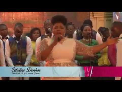 Powerful Ewe worship song