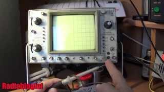 Как работать с осциллографом. Часть 1 - теория.(В этом видео я попытался рассказать как работать с осциллографом, на примере отечественного двухлучевого..., 2014-03-25T10:54:10.000Z)