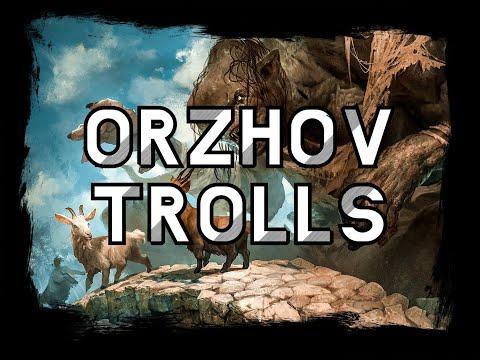 MTGA - Orzhov Trolls Ranked Bo1
