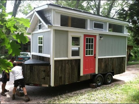 Little Joppa Tiny House Tour Youtube