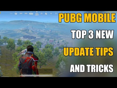 Pubg Mobile New Update 0.16.0 New Secret 3 Tips And Tricks