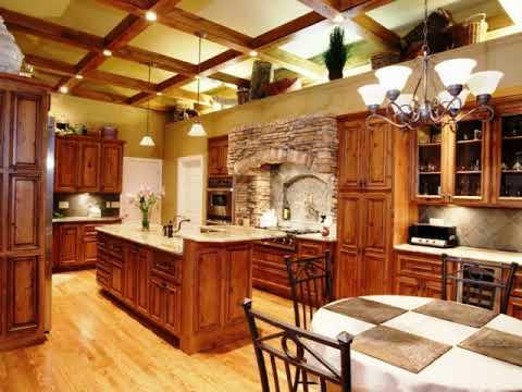 Rustic Modern Farmhouse Kitchens Idea