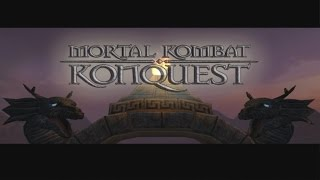 Mortal Kombat : Armageddon - Konquest Walkthrough [Pt 1/11 - Botan Jungle]