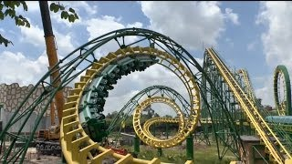 Longfeng Roller Coaster - Chuanlord Holiday Manor, China