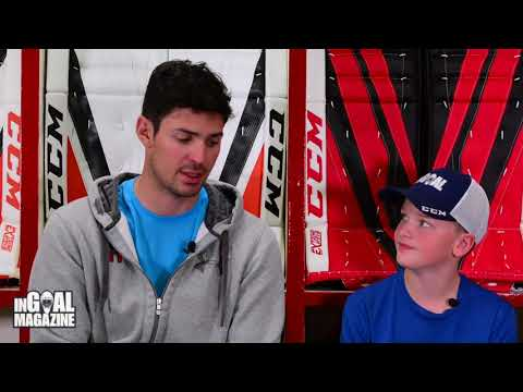 Questions from Kids with Carey Price