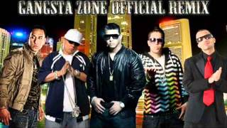 Gangsta Zone Remix @ Daddy Yankee Feat Hector, Yomo & MAS