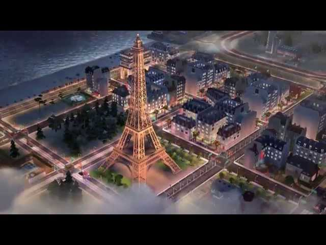 SimCity BuildIt Goes French With Paris Town Update