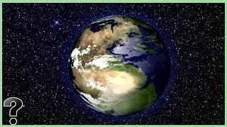 What If Earth Was Still One Continent?