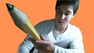 Je teste un Crayon XXL !!