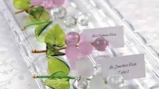 Themed Wedding Place Card Holder Ideas