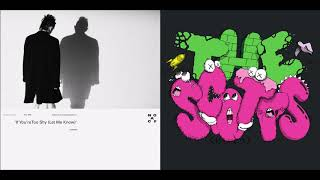 If You're Too Scott (Let Me Know) - The 1975 vs The Scotts (Mashup)