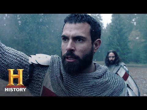 Knightfall: Who Is Landry? Season 1  History