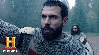 Knightfall: Who Is Landry? (Season 1) | History