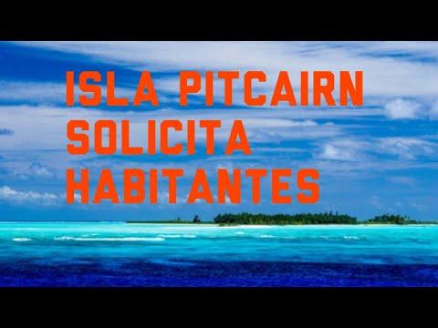 Cómo emigrar a la bella Isla Pitcairn