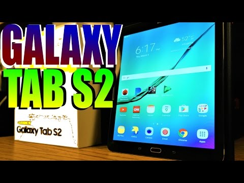 Samsung Galaxy Tab S2 Review | Unboxing + Benchmark + Gameplay + Overview | Best Gaming Tablet