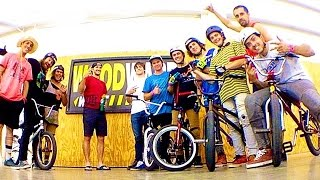 Woodward Camp Sends Woodward West Their Talented BMX Riders
