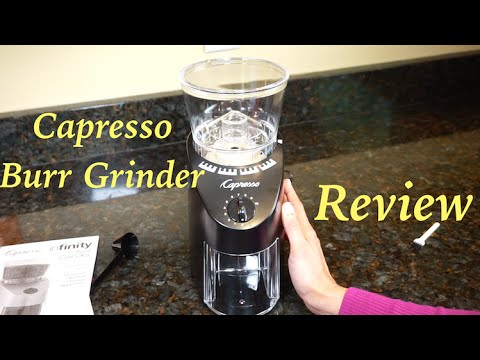a review burr grinder home user of coffee conical baratza if the capresso nonetheless infinity we group encore drinker considering aspect this