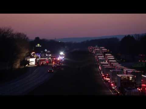 Fatal crash on Route 81 near Carlisle
