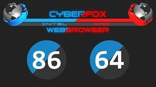 cyberFox! Тот же Firefox, только быстрее!