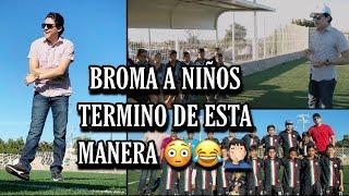 BR0MA A NIÑOS TERMINÓ DE ESTA MANERA | LES REGALE...