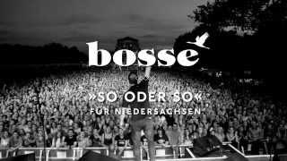 Bosse - Wahlwerbespot zum Bundesvision Song Contest 2013