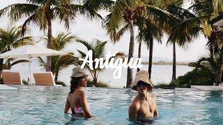 "Caribbean Travel ""Vlog""   Jumby Bay Island, Antigua"